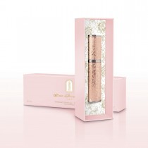Refillable Purse spray in Pink Gold
